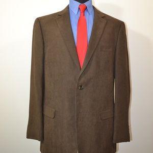 Andrew Fezza 46L Sport Coat Blazer Suit Jacket Bro